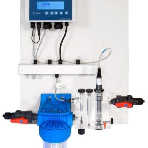 Система PH-CL-F CONTROL 0-20ppm