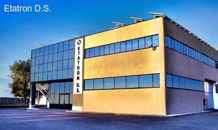 Фабрика компании Etatron