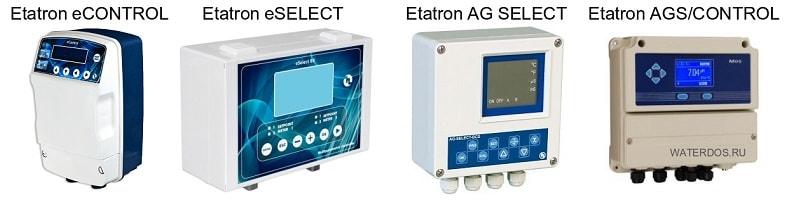 Контроллеры компании Etatron