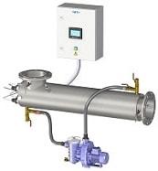 Установки обеззараживания воды DUV