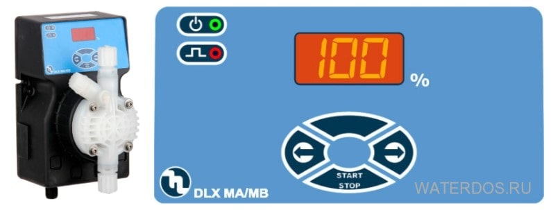 Насос серии DLX MA MB